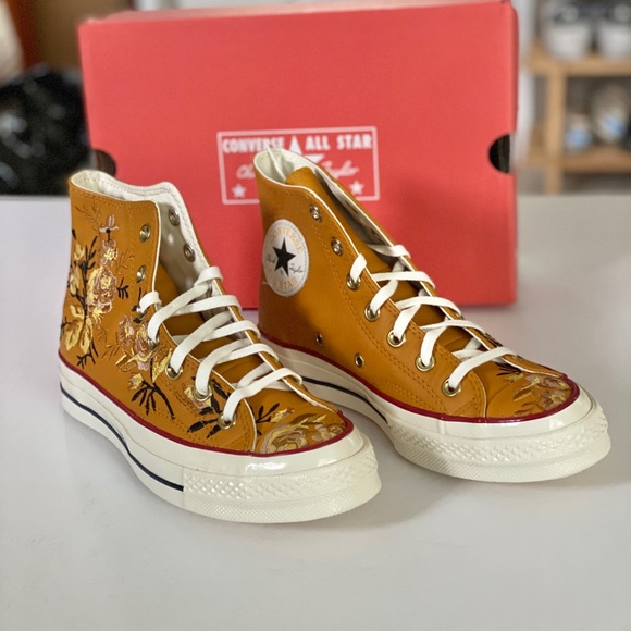 Converse Shoes   Converse Turmeric Gold
